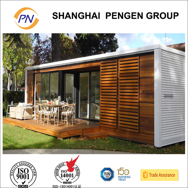 Luxury Prefabricated Container House/ Home