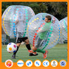 CE Big discount inflatable loopy balls for people, bubble ball for football