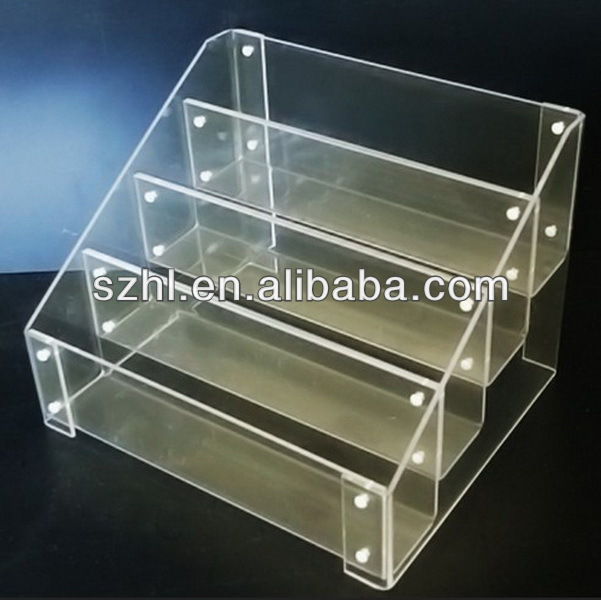 Countertop Greeting Card Display Stands Acrylic Greeting Card Stand Mesmerizing Plastic Counter Display Stands