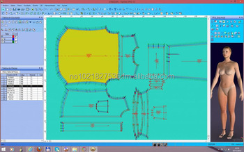 Optitex 12 And 3d Virtual Prototype Buy Fashion Design Software Product On Alibaba Com