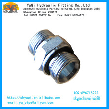 BSPP / BSPP tractor hydraulic fitting(reducer)