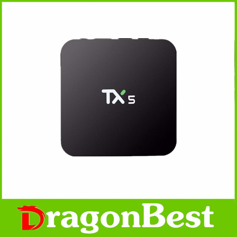 video wholsale smart <strong>tv</strong> <strong>set</strong> top <strong>box</strong> 4k hd smart TX5 S905X 2G 8G Quad core android 6.0 <strong>tv</strong> <strong>box</strong> KDplayer 16.1