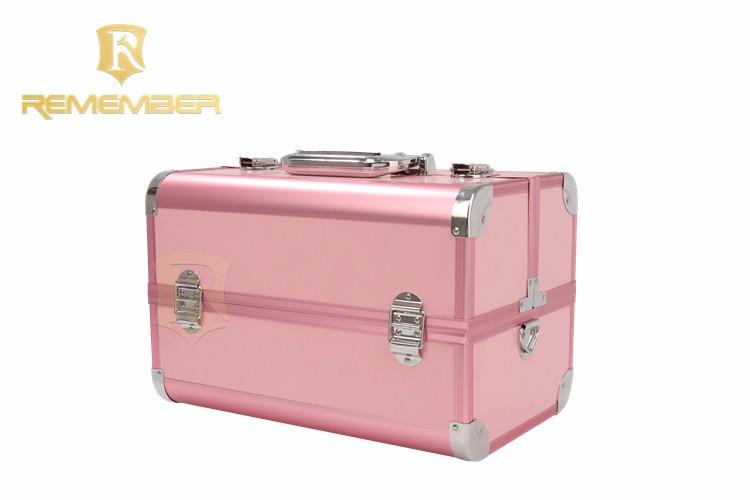Wholesale Aluminum Cosmetic Case Professional Beauty Case Makeup ...
