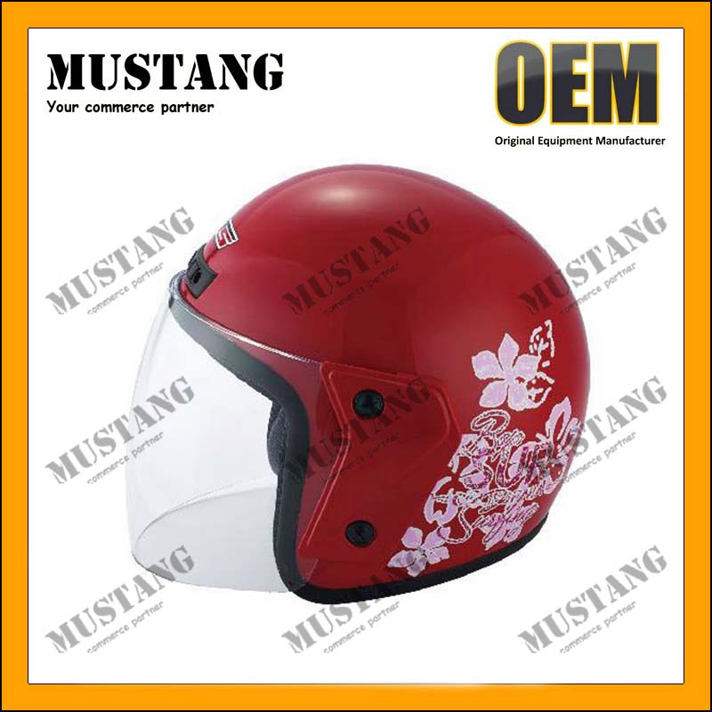 Fashion Design Electric Women Bike Summer Helmets Made In China
