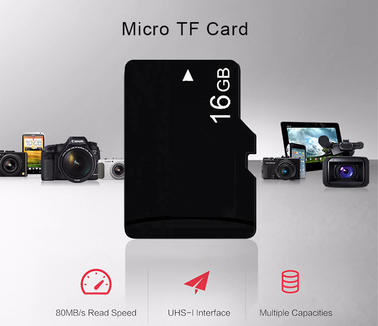 Real Full Capacity Class 10 8GB 16GB 32GB 128GB Micro Memory TF Card for Sale