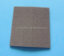 High rebound polyether foam conductive foam in cheap price