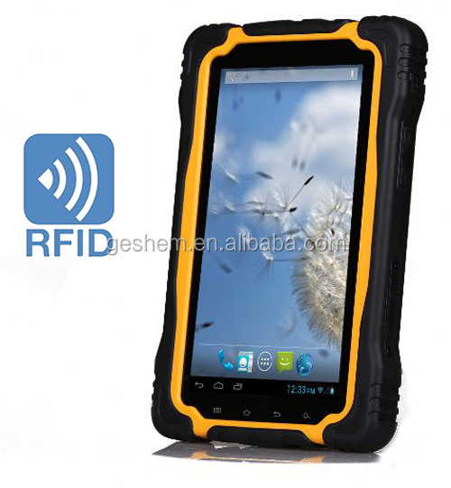 5 inch Ip65 industrial handheld android tablet pc with Wi-Fi,GSM,GPRS,3G,Bluetooth,gps(RT720)
