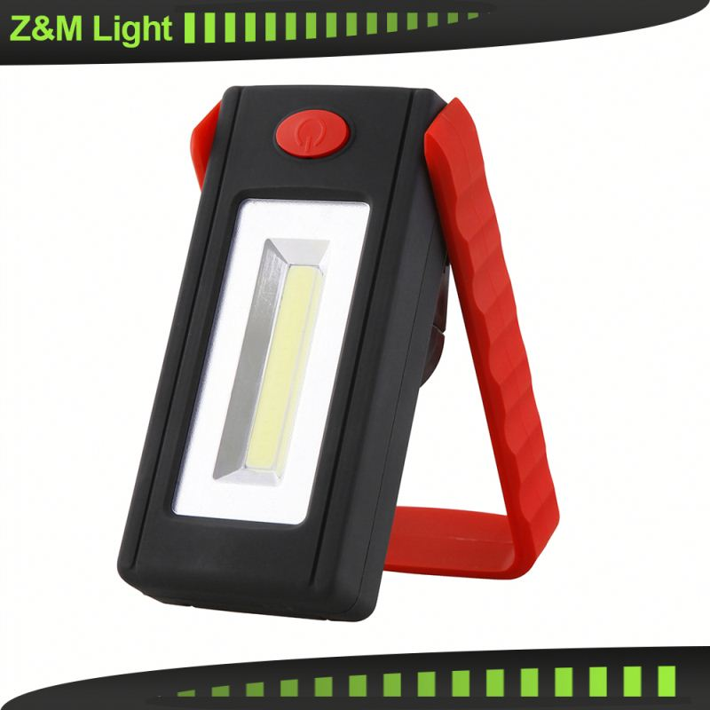 Z&M 6615 slim 30w atv 4x4 off road spot led work light bar and COB Work Light
