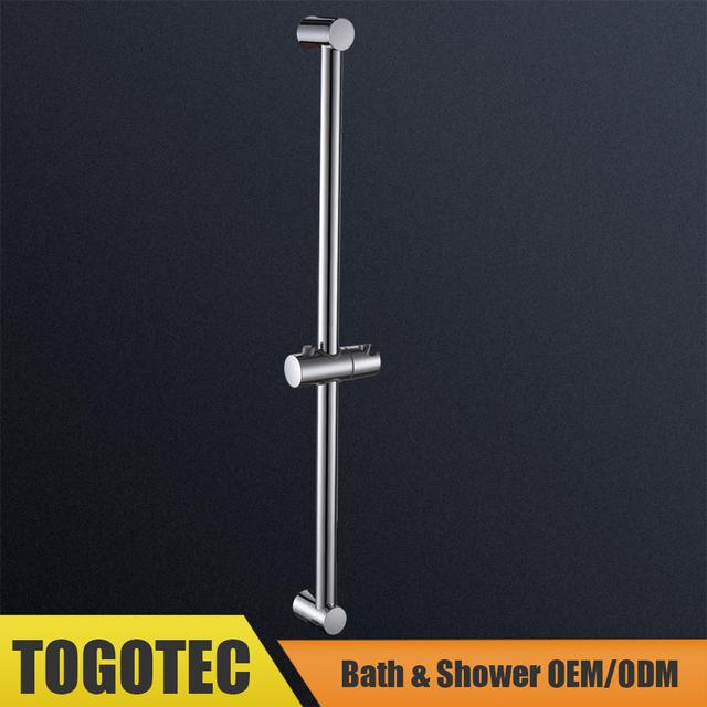 Togotec Shower Slide Rail For Bath
