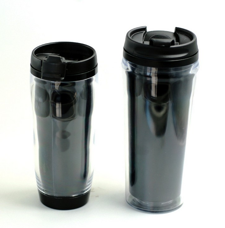 Photo Insert Travel Mug