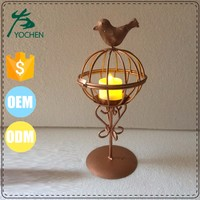 Classic Design Classic Style Metal Christmas Tree tealight holder Candle Holder