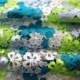 Multi color guipure lace fabric,swiss embroidery lace fabric