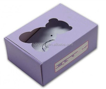 cardboard box for packaging baby children shoes