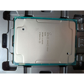 Intel Xeon Gold 6130 LGA3647 Interface 16 Core 32 Thread 2.1GHz CPU