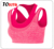 YD02 fake two double no rims sports bra vest women running fitness BRA
