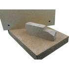 vermiculite sound insulation board for celling and decorative wall