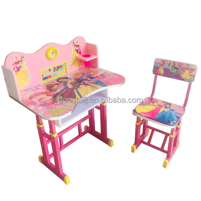 Children Study Desk and Chair DT-A