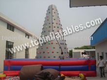 Juego inflables/muro de escalar inflable/inflable outdoor