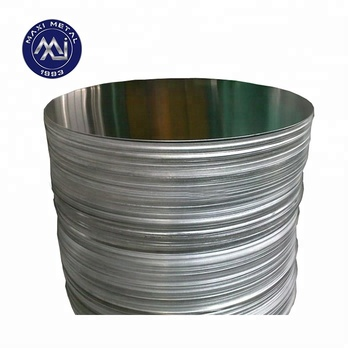 1060/1070 alloy aluminum induction circle/disk/disc/wafer for Cookware