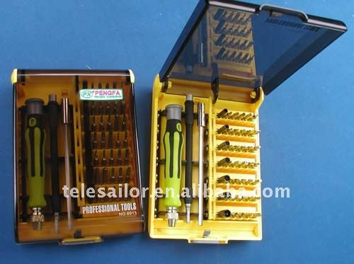 Professional Multiple screwdriver kits, Screwdriver set