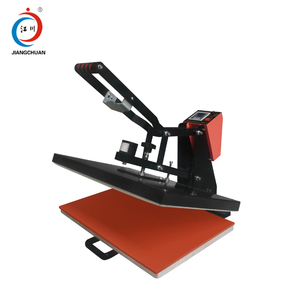Trade Assurance Factory Supply Digital Auto T-shirt Vinyl Heat Pressing Transfer Press Machine