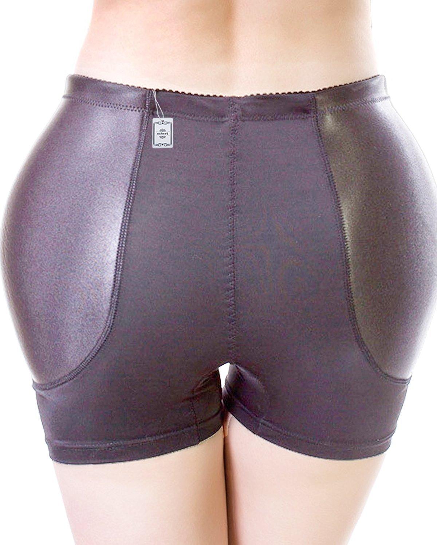 aa6a7a59249 Get Quotations · Tummy Control Panty Underwear Pads Butt Lifter Shaper Fake Butt  Hip Enhancer