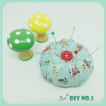 fashion customizable Pin Cushion knitting needle pin cushion for crochet needles