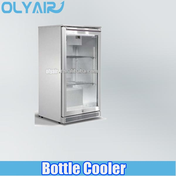 outdoor built in stainless steel cooler fridge