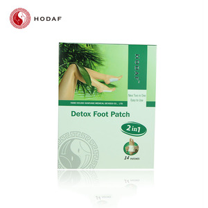Cleansing Detox Foot Kinoki Pads Cleanse & Energize Your Body