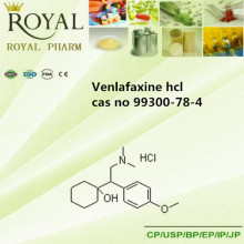 high quality 99% Venlafaxine hcl powder cas no 99300-78-4