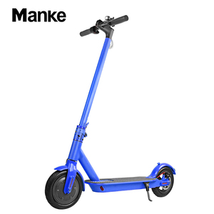8.5 Inch M365 Folding Sharing Electric Scooter With APP And GPS Wire Hidden 2 Wheel Standing Kick Scooter