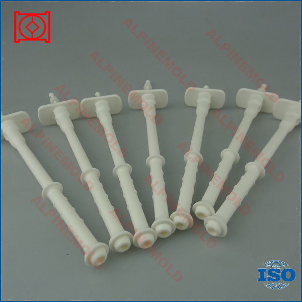 high quality plastic injection mold / tool PP medical syringe