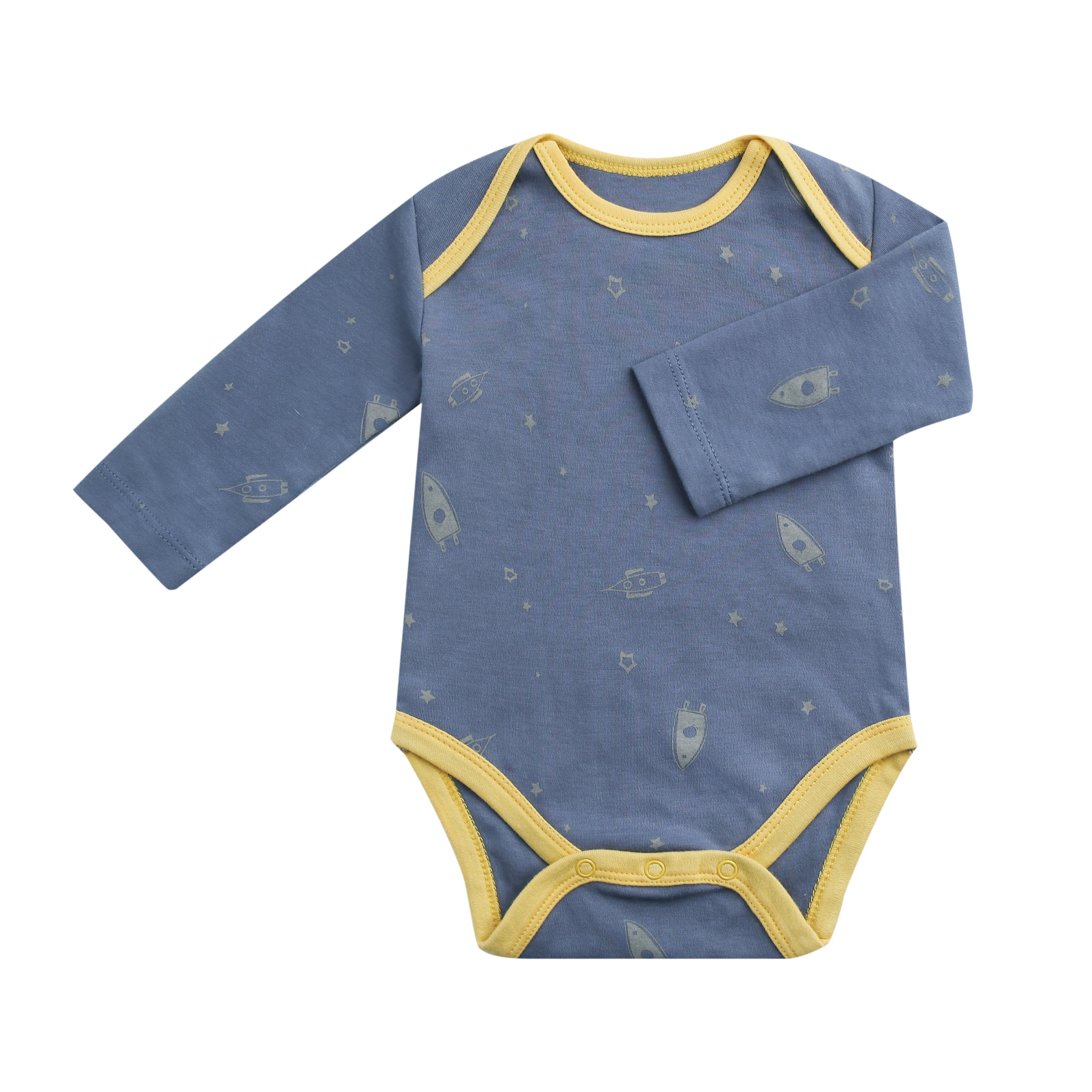 Factory price OEM service baby body suit 4pcs per set for unisex toddler, As picture/customized