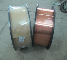 CO2 welded wire AWS ER70S-6 of silicon manganese steel type