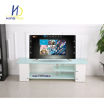 High Gloss Glass Corner Tv Rack Mdf Tv Stand Furniture Wooden Tv ...