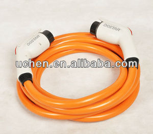 SAE J1772 Plug for Electric car charging stations/car cable connector