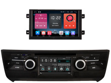 "otojeta 4G lite Android 6.0 6.2"" car DVD player for MG6 2012 year audio radio headunits stereo gps navi multimedia tape recorder"
