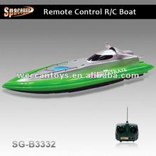 Newest! 2012 Super Cool Double Remote Control R/C Boat