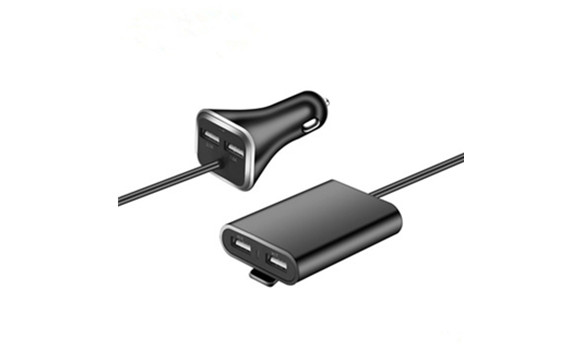 New design dual usb wall charger adapter with CE certificate