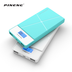 New Design colorful Li-Polymer battery ultimate speed Mobile oem Power Bank 10000mah
