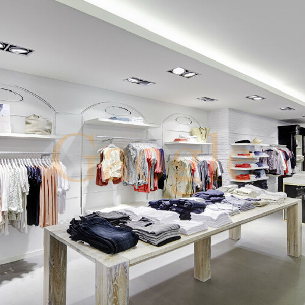 Guangzhou Retail Store Clothing Display Ideas - Buy Retail Store ...