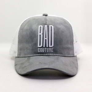 1ae5ae8504c Suede Trucker Cap Wholesale