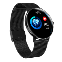 men smart watch 2019 L6 FASHION CLOCK Blood Pressure Monitor digital sport movement watch for android ios smart wrist watch
