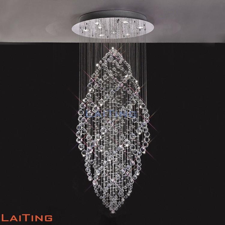 lamparas decorativas lamparas de techo lmpara de techo moderna lmpara de araa de