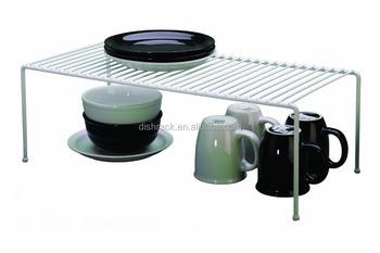 Smart Kitchen Accessories Stainless Steel Storage Dish Rack