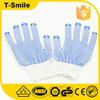 High Quality Industry Agriculture Knitted Cotton Hand Gloves Gardening Hand Job Gloves