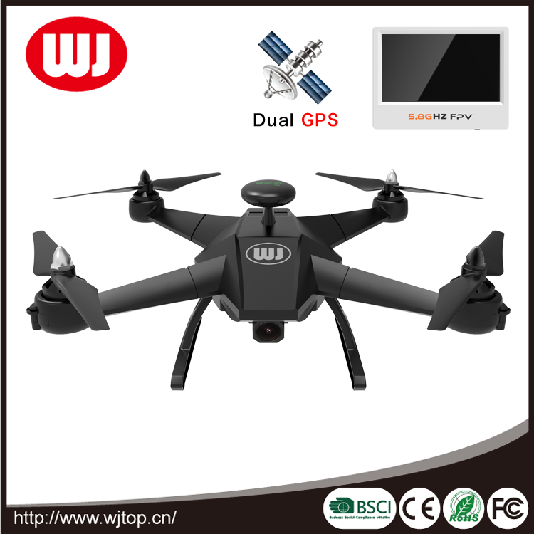 2017 wifi 480P mini foldable selfie drone with altitude hold