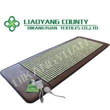 Decavem physical therapy thermal jade stone foot massage mat