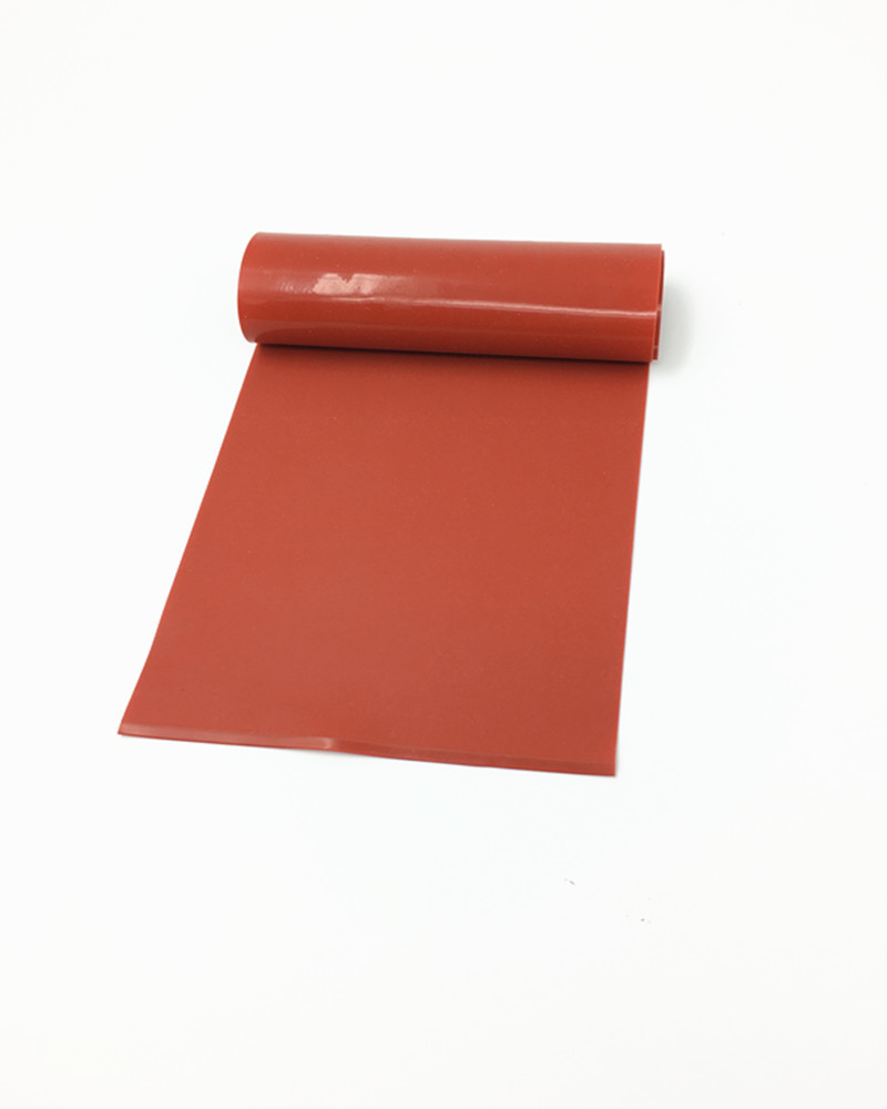 Laimeisi Self Adhesive Silicone Fiberglass Coated Fabric Rubber Sheet