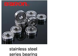 W-6201 12x32x10mm 2RS Acier Inoxydable St St budget deep groove ball bearing